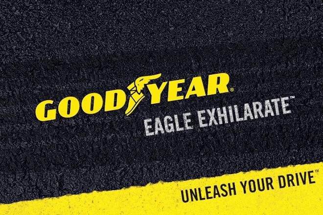 Goodyear Eagle Exhilarate