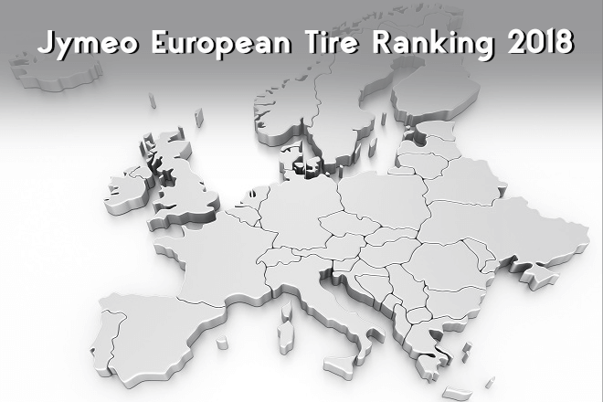 Jymeo European Tire Ranking 2018
