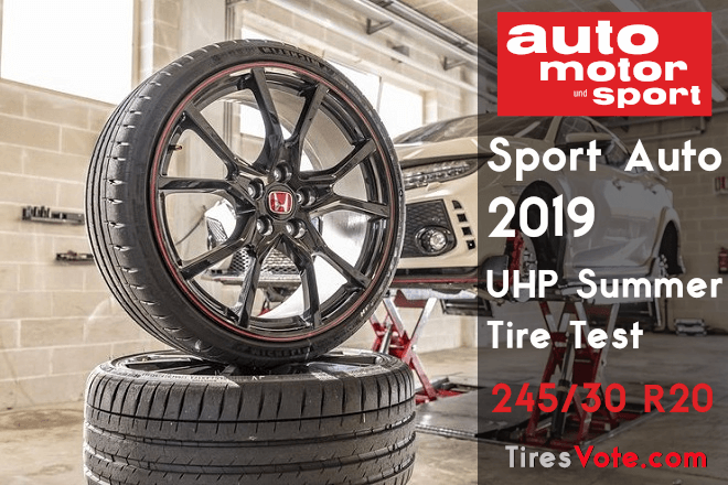 Sport Auto 2019 UHP Summer Tire Test – 245/30 R20