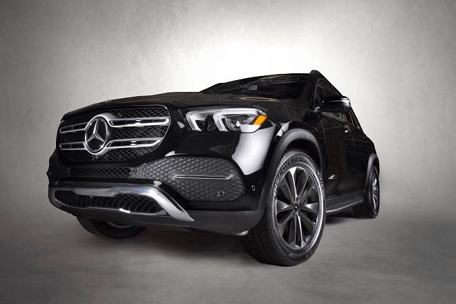 A Cooper Discoverer Tire Has Been Chosen as Original Equipment on the New Mercedes-Benz GLE