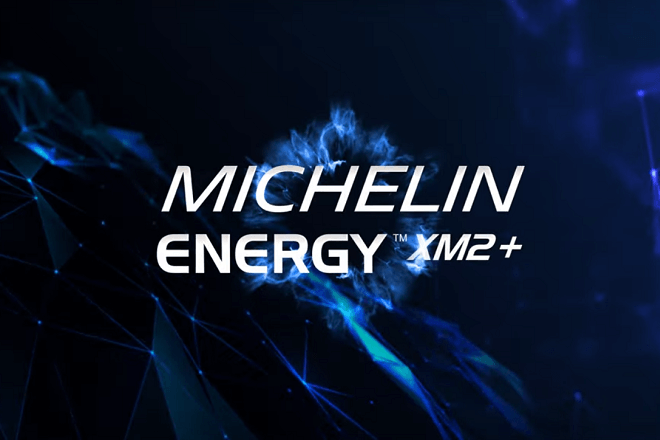Michelin Energy XM2+ Launched on the Asian Market