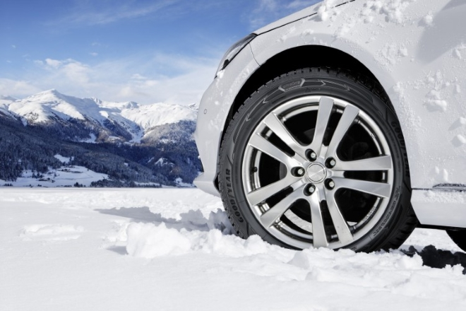 Goodyear Enhances Its Winter Line-Up with New Ultragrip Range