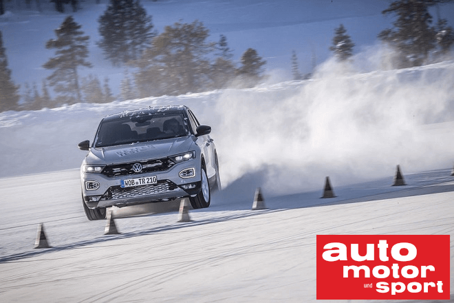 Auto Motor und Sport 2019: Winter Tire Test for Compact SUVs - 215/55 R17