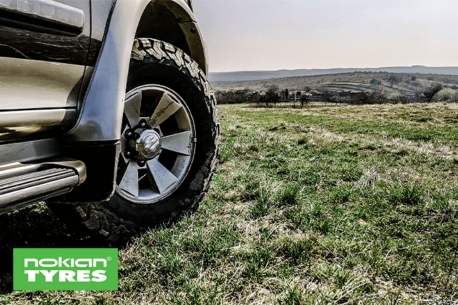 Nokian Presenting a New Premium-Class All-Season Tire One HT for SUVs and Light Trucks