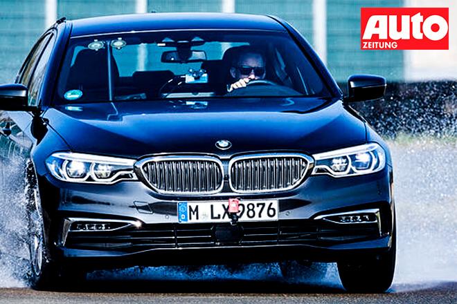 Auto Zeitung 2019: Winter Tire Test - 225/55 R17