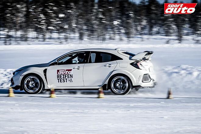 Sport Auto 2019: Winter Tire Test - 235/40 R18