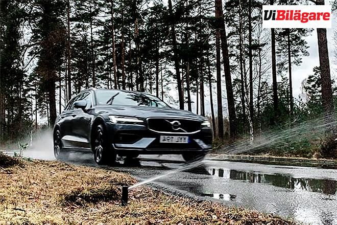 Vi Bilägare: Winter Studless Tire Test - 225/50 R17 (2019)