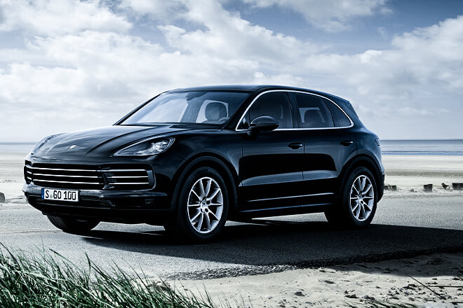 Two Yokohama Models Homologated for the Third Generation of Porsche Cayenne